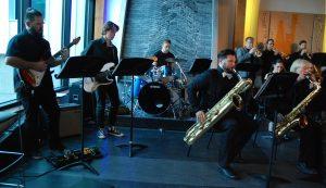 big band conservatoire de musique VD